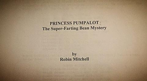 title page of second pumpalot book