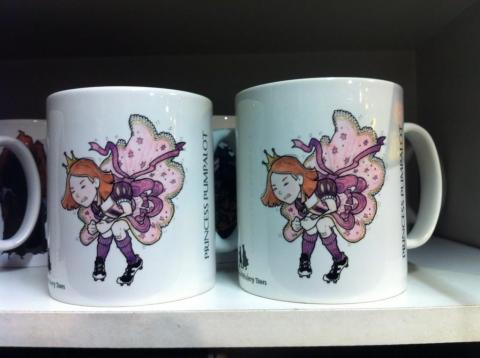 Princess Pumpalot mugs