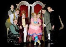 Cast at Sweet Venues