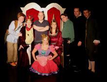 Full Cast Photo 2015 Fringe