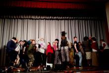 Italian Theatre Group Photo