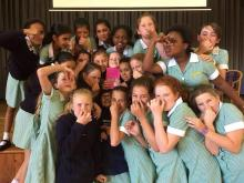 Leanne Van Rensburg Alyssa class photo