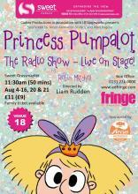 Princess Pumpalot Poster 2016