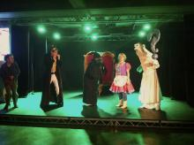 Mysterious at New Town Theatre